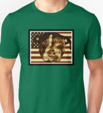 AMERICAN DOG  Unisex T-Shirt