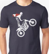 Evel Knievel Logo Unisex T-Shirt