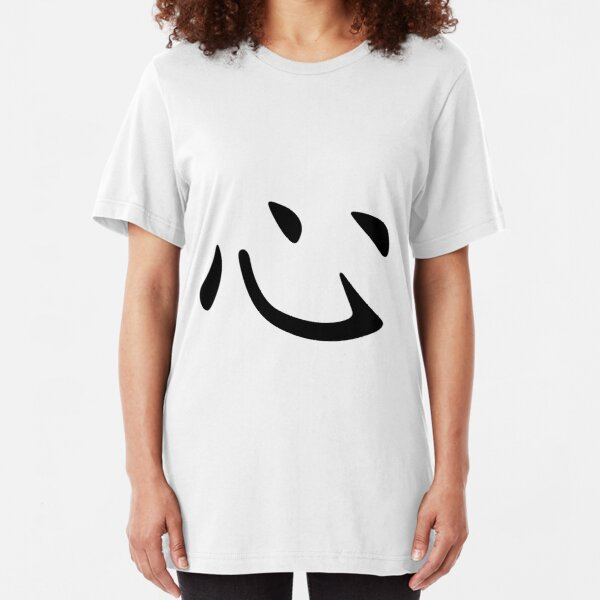 Chinese Character: Heart Slim Fit T-Shirt