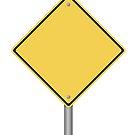 Warning Sign by Henrik Lehnerer