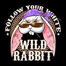 Wild Rabbit by ideacrylic