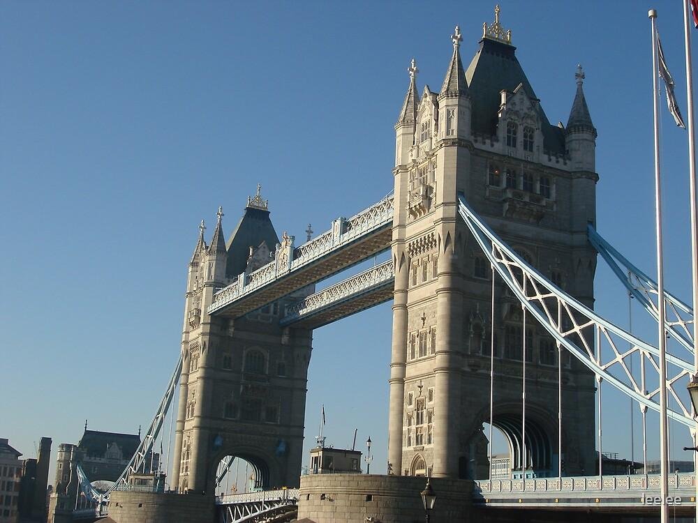 Tower Bridge, London by leelee