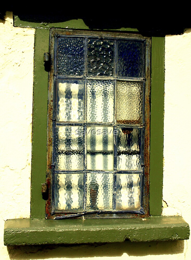 green window by savosave