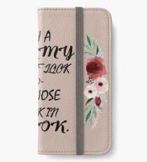 Bookish iPhone Wallet/Case/Skin