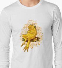 FROGGIE IN RELAX MODE Long Sleeve T-Shirt