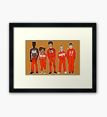 The price is what?! Framed Print