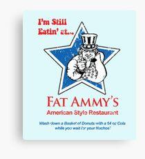 American Style Restaurant (Arrested Development) Canvas Print