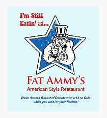 American Style Restaurant (Arrested Development) Photographic Print