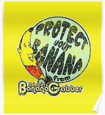 Mister Banana Grabber (Arrested Development) Poster