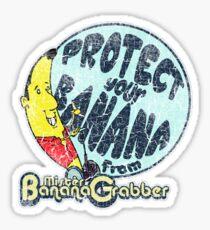 Mister Banana Grabber (Arrested Development) Sticker