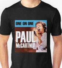 MC CARTNEY PAUL ONE ON ONE TOUR 2017 PANGLONG T-Shirt
