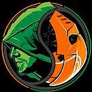 Arrow Slade Yin Yang by RyanAstle