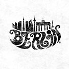 Berlin by . VectorInk