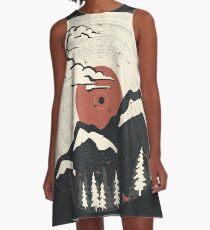MTN LP... A-Line Dress