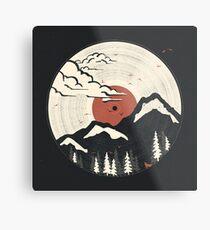 MTN LP ... Metalldruck