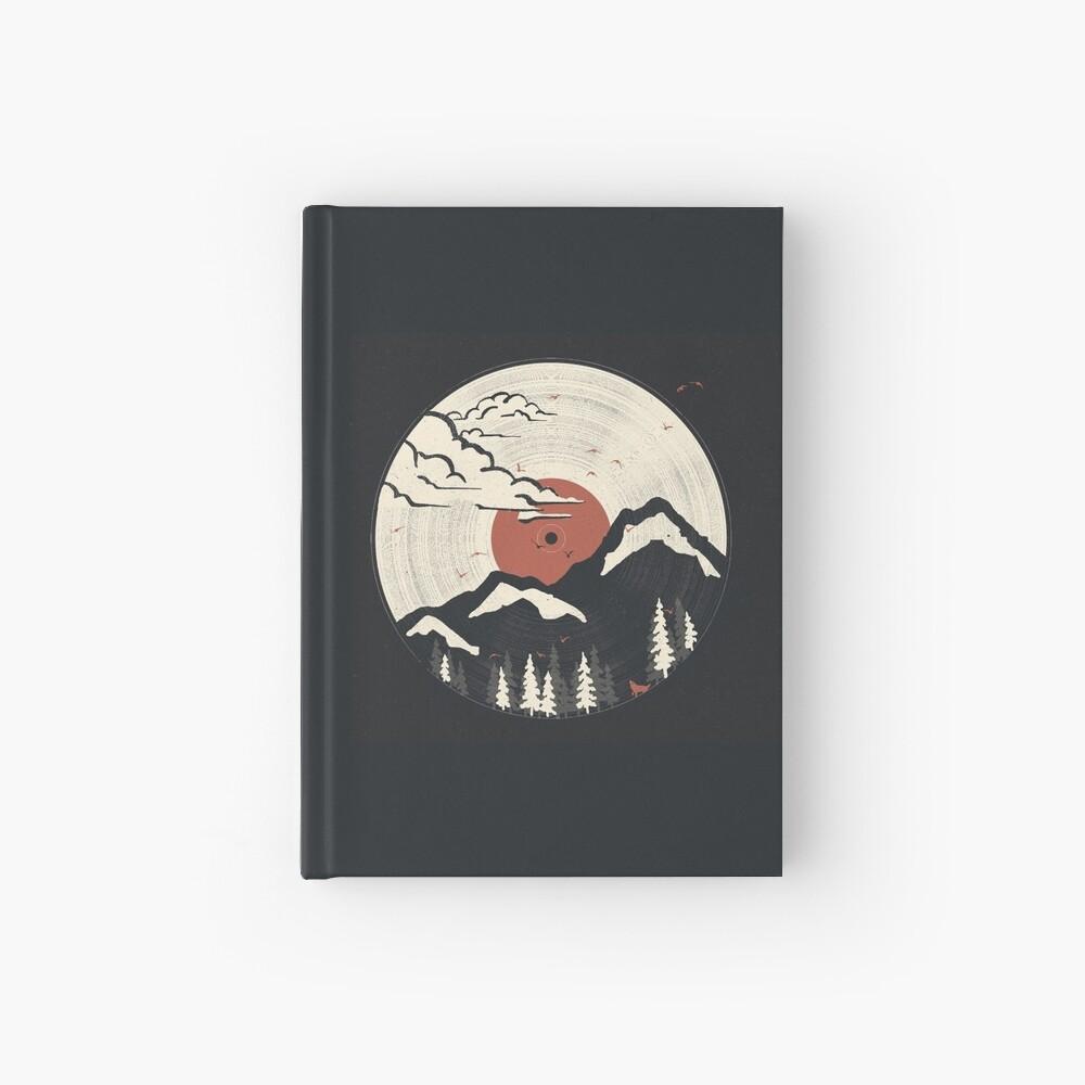 MTN LP... Hardcover Journal