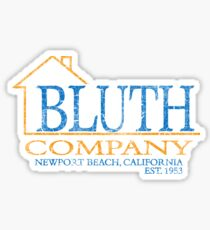 BLUTH Company (Arrested Development) Sticker