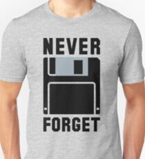 """Silicon Valley - Erlich """"Never Forget"""" T-Shirt & Memorabilia T-Shirt"""