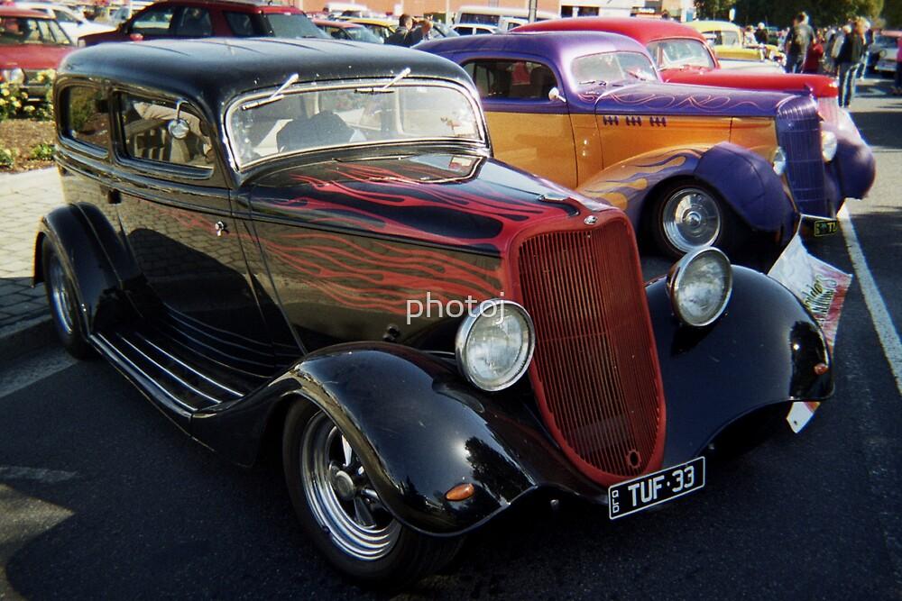 photoj Tas Devonport Hot Rod Cars by photoj