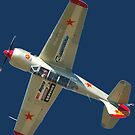 Plane & Simple - Yakovlev Yak-52TW VH-YKK by muz2142