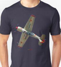 Plane & Simple - Yakovlev Yak-52TW VH-YKK Unisex T-Shirt