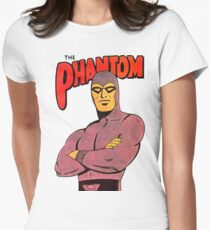 Phantom #3 Womens Fitted T-Shirt