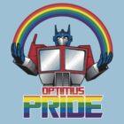 Optimus Pride by Jeremy Kohrs
