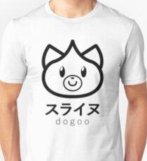 Dogoo Black and White Neptunia T-Shirt