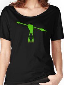 Green hero Women's Relaxed Fit T-Shirt
