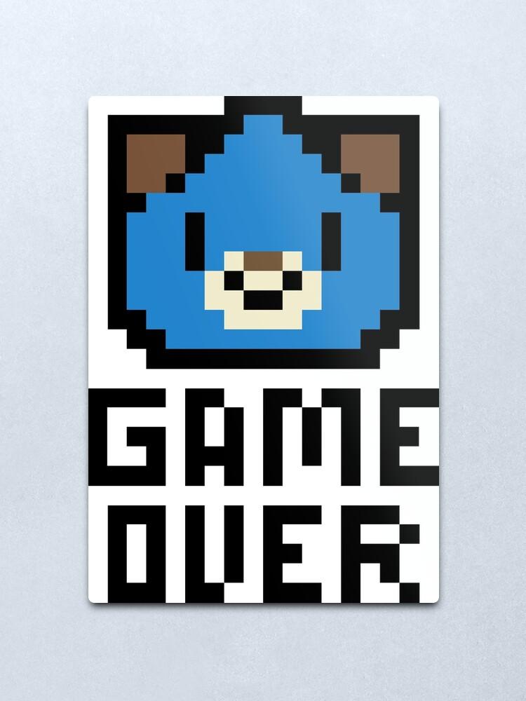 Trends For Pixel Art Game Over @KoolGadgetz.com
