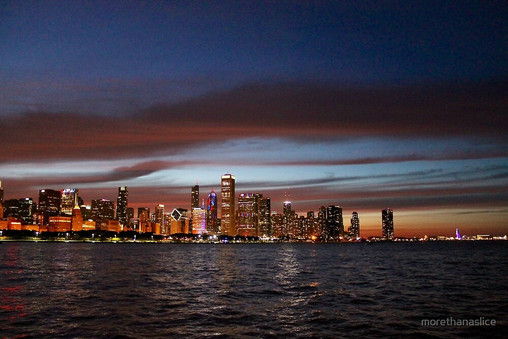 Sweet Home Chicago by morethanaslice