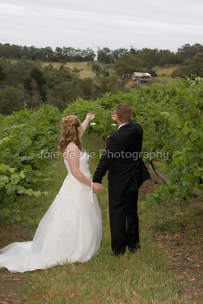 A Toast to OUR future! by Joie de Vie Photography