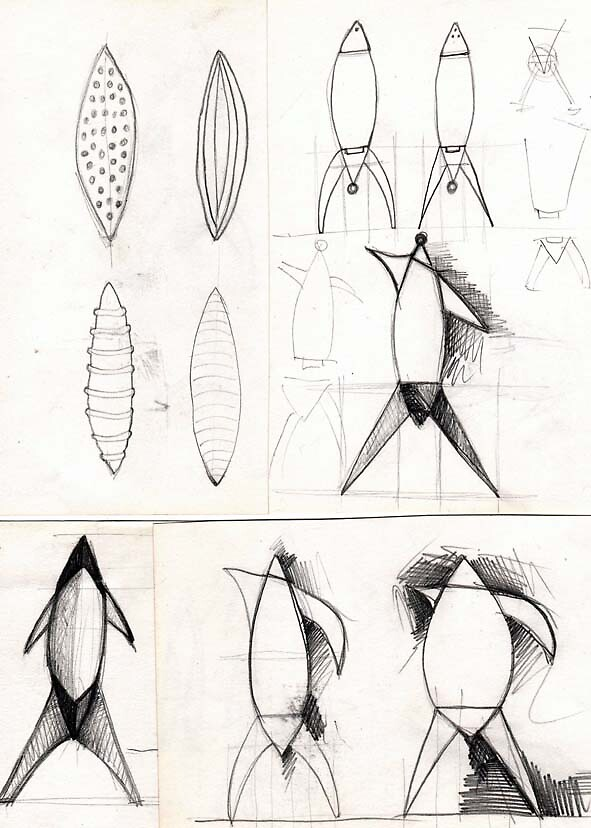 my sketches by sarandesign