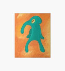 Bold & Brash Art Board