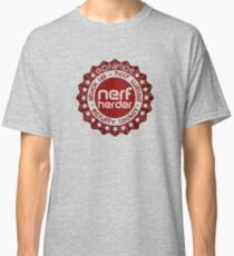 (Completely Unofficial) - Star Wars Inspired - Bonifide Stuck Up, Half Witted, Scruffy Looking, Nerf Herder Classic T-Shirt