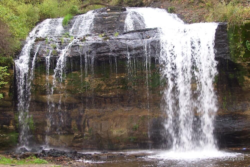 Cascade Falls by StephiB