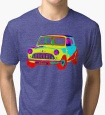 Mini Morris Tri-blend T-Shirt