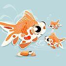 Goldfish by © Karin Taylor