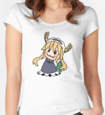 Mimikyu Tohru Women's Fitted Scoop T-Shirt