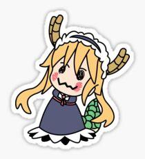 Mimikyu Tohru Sticker
