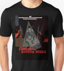 Escape From Shadow Moses Unisex T-Shirt