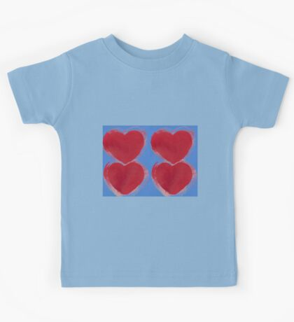 Painted Hearts Kids Clothes