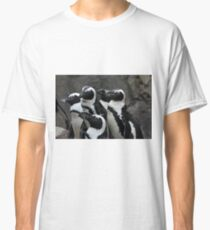 African Black-footed Penguin Classic T-Shirt