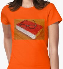 Book Under Glasses T-Shirt