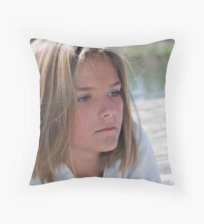 Pre-Teen Years Throw Pillow