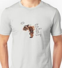 'Old Man Thinks Sky Too Heavy' Unisex T-Shirt