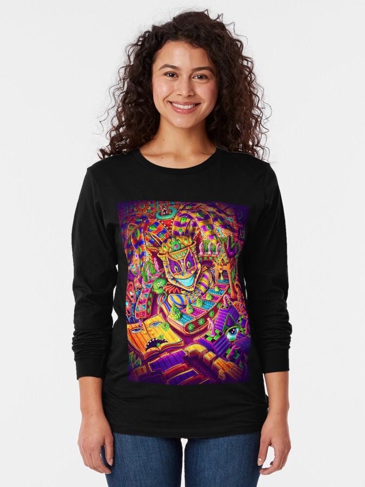 Alternate view of Kappa Factory Long Sleeve T-Shirt