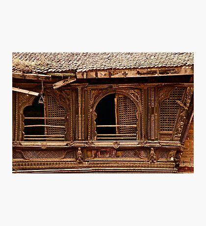 Ancient Architectural Elements Photographic Print