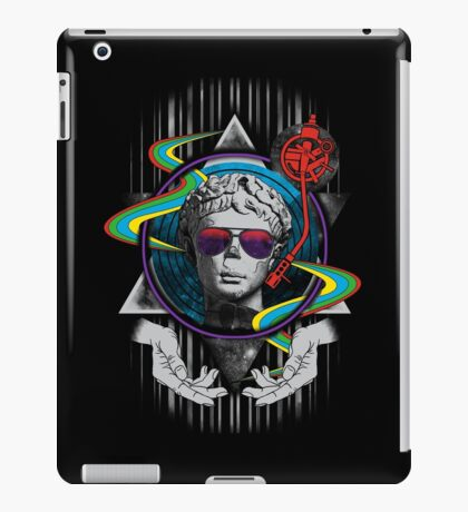 Music is Classic iPad Case/Skin