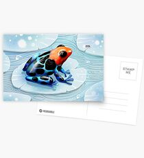 Poison Dart Frog  Postcards